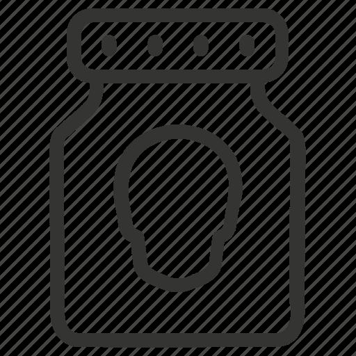 Drug, medicine, pharmacy, poison, toxic icon - Download on Iconfinder