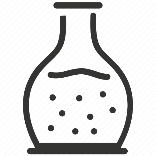 chemical, chemistry, experiment, laboratory, research, tube icon