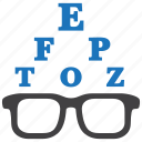 eyesight, ophthalmology, optic, optical, optometry, spectacles, vision icon