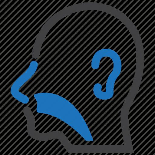 Orl, otolaryngology, otorhinolaryngology icon - Download on Iconfinder