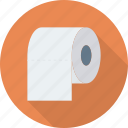bathroom, roll, tissue, tisue, wipes icon