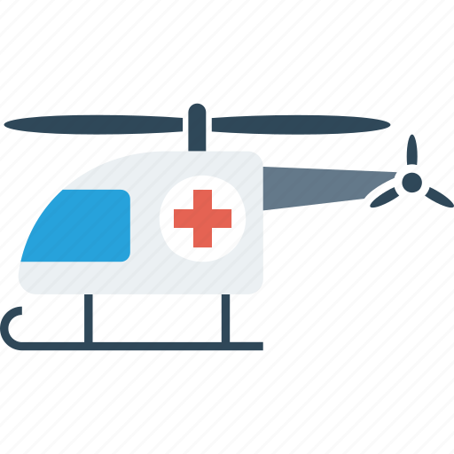 aid, ambulance, cross, emergency, first, helicopter, medical icon