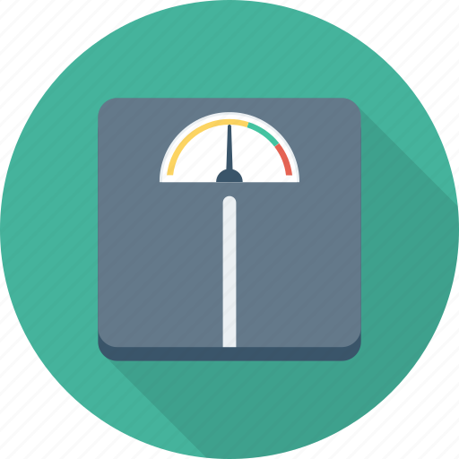 calculator, machine, scale, weighing, weight icon