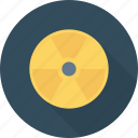 blue, cd, data, disc, dvd, ray, storage icon