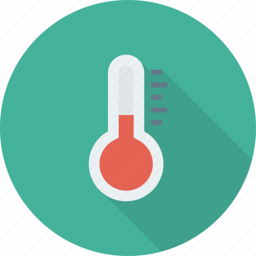 cold, counter, hot, temperature, thermometer, weather icon