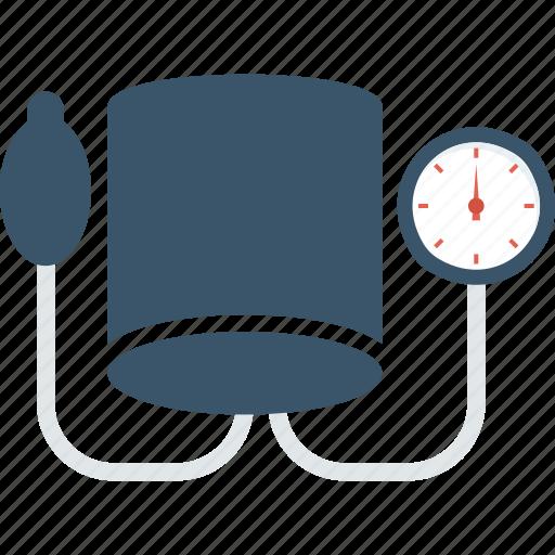 blood, bp, monitor, stethoscope, vitals icon