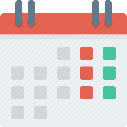agenda, calendar, date, event, month, schedule icon