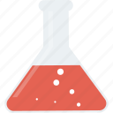chemical, flask, lab, liquid, medical, science, test icon