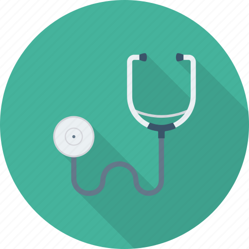 doctor, instrument, medical, stethoscope, tool icon