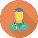assistant, avatar, doctor, medical, physician, surgeon icon