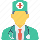 doctor, medical, medicine, nurse, physician, surgeon icon