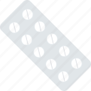 drugs, medication, medicine, pills, tablet, treatment icon