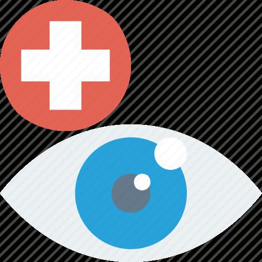 eye, eyeball, health, look, medical, search, spy icon