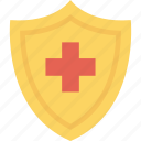 shield, firewall, medical, protection, health, security, insurance