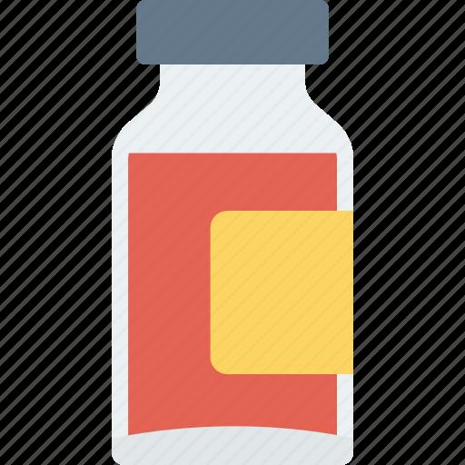 flacon, injection, medicine, phial, vial icon