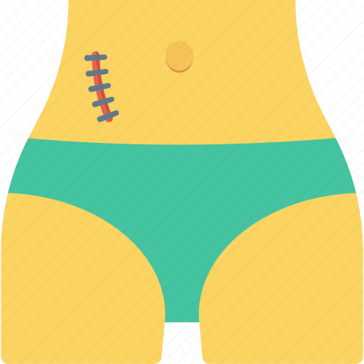 body, health, medical, operation, stitches, surgery, treatment icon
