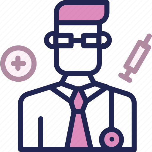 doctor, healthcare, hospital, man, medical, medicine icon