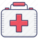 aid, emergency, first, medicine icon