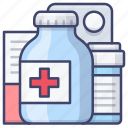 drug, drugs, medicine, prescription icon