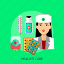 doctor, healthy care, medical, medicine, nurse, pill icon