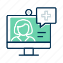 help, medical, support icon