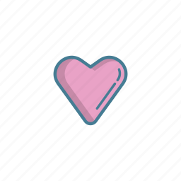 beat, health, heart, love, medic, organt icon