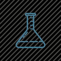experiment, glass, lab, laboratorium, test, tube, vaccine icon
