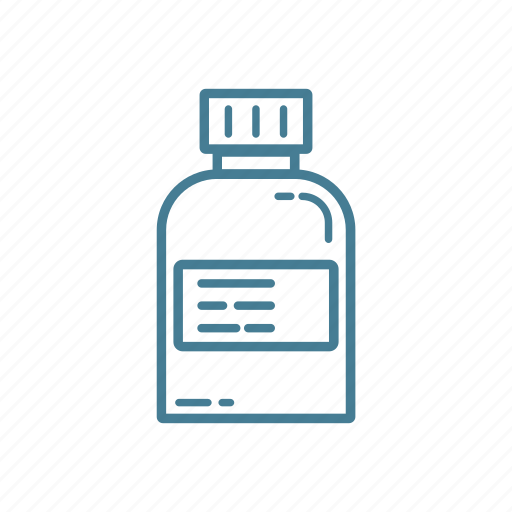 bottle, capsule, drug, medicine, pill, prescription icon