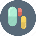 capsules, doctor, drugs, medical, medicine, pharmacy, tablets icon