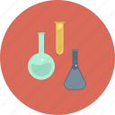 chemicals, hospital, lab, laboratory, medical, medicine, test tubes icon