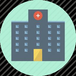 building, construction, doctor, healthcare, hospital, medical, medicine icon