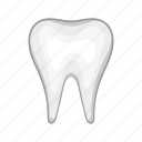 care, cartoon, clean, dental, dentist, medical, tooth icon