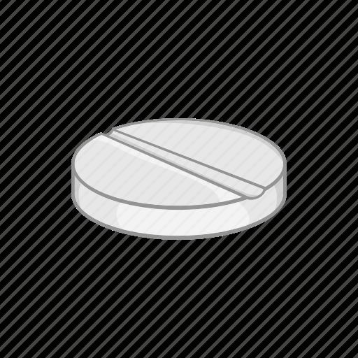 antibiotic, capsule, cartoon, drug, medical, pill, tablet icon