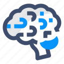 brain, creative, idea, neuroscience, organ icon