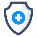 health insurance, healthcare, medical, protection icon