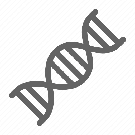 dna, genetic, helix icon
