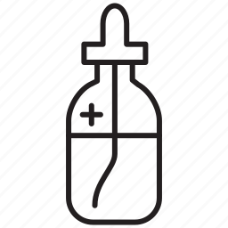 bottle, drug, health icon, medical icon