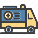 ambulance, emergency, healthcare, medical