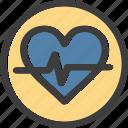 beat, heart, medical