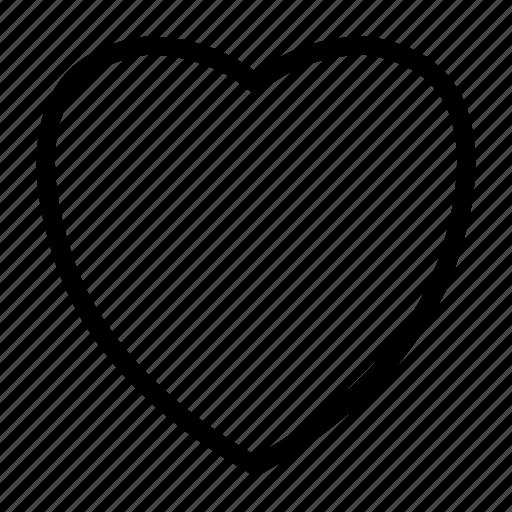 favorite, health, heart, life, love icon