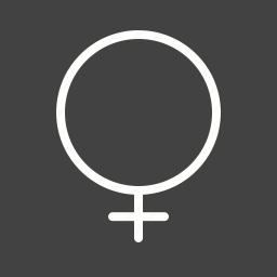 daughter, female, gender, girl, human, medical symbol, sign icon