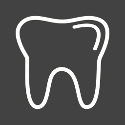 anatomy, biology, dental, dentist, oral, teeth, tooth icon