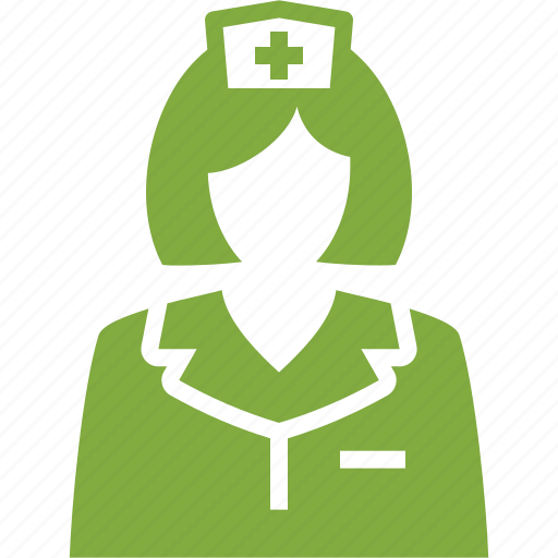 medical care, medical help, nurse icon