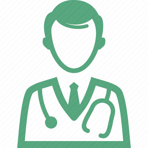 doctor, medical assistance, medical help, stethoscope icon