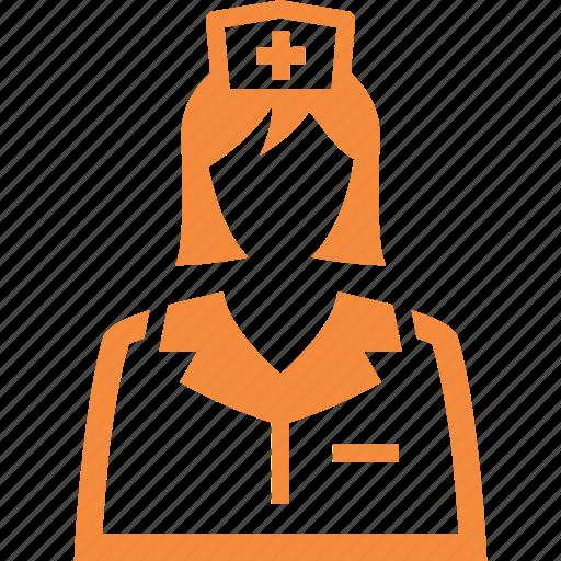 medical assistance, medical help, nurse icon