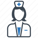 care, nurse icon