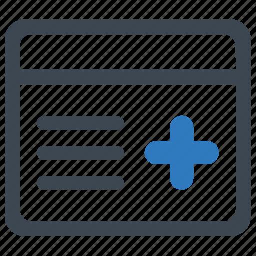 Healthcare, medical news, newspaper icon - Download on Iconfinder