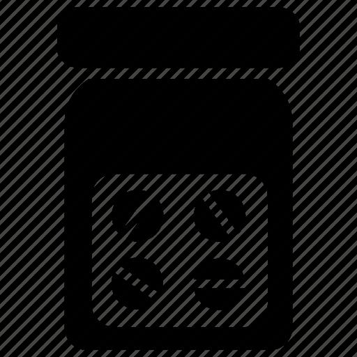drugs, medicine, pills icon