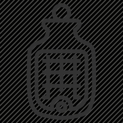 equipment, line, medical, outline, warmer, warmer medical icon