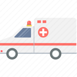 aid, ambulance, car, care, emergency, medical icon